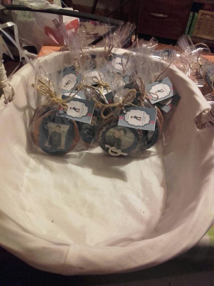 Galletas personalizadas comunion martin