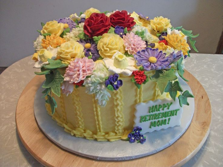 how to make icing flowers for wedding cakes all piped flowers buttercream roses and lilacs royal 15960