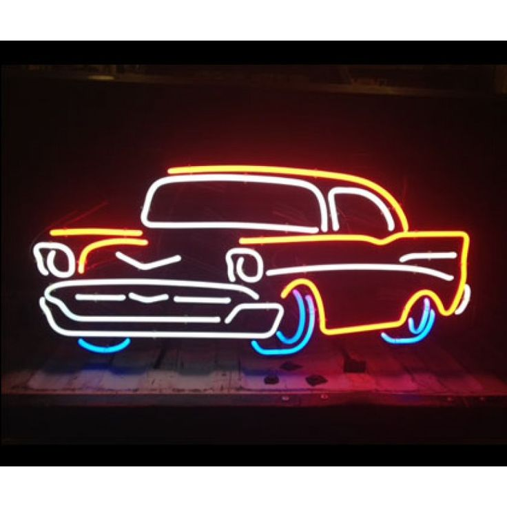 Neon Bar Lights Amazon: 28 Best Chevy/GM Signs Images On Pinterest