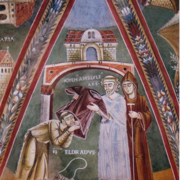 Abbazia dei Santi Pietro e Andrea a Novalesa (To) | Scopri di più nella sezione Itinerari del portale #cittaecattedrali
