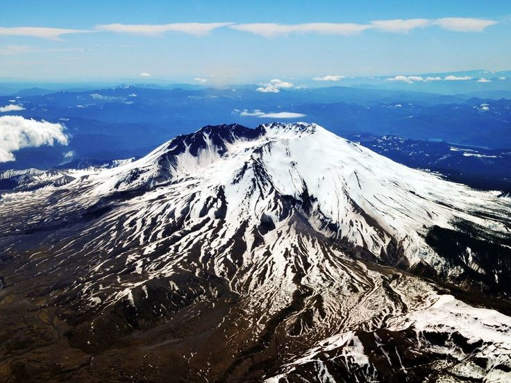 Mount St. Helens Shook by Swarm of Earthquakes, Magma On the Move