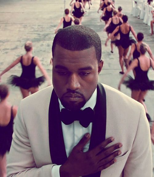 """""""Would you believe in what you believe in if you were the only one who believed it?""""- West"""