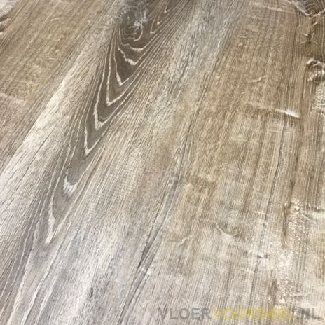 PVC klik vloer 7mm Allure Smoked oak Almond 6101