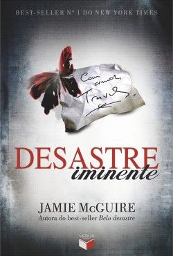 Desastre Iminente - Livros de Romance -  Confira Resenha!