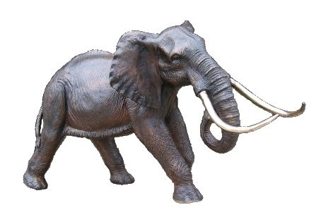 Elephant Bronze Collection BR23043