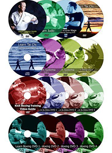 Mixed Martial Arts MMA Training DVDs Judo Karate Kick Boxing Systema Krav Maga - http://www.exercisejoy.com/mixed-martial-arts-mma-training-dvds-judo-karate-kick-boxing-systema-krav-maga/martial-arts/