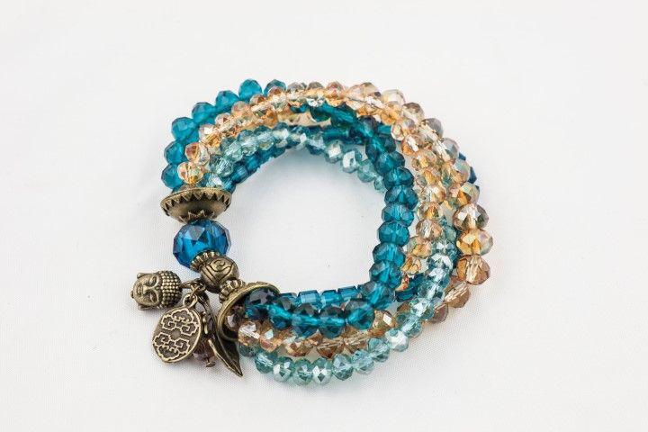 Zen bracelet Numero 18 - EmKha