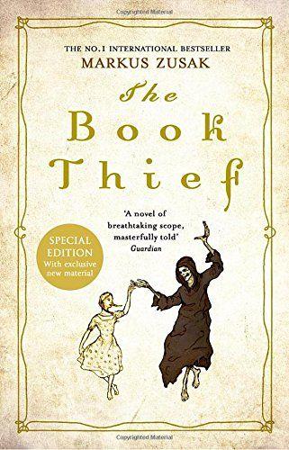 Geschenktipp: The book thief von Markus Zusak