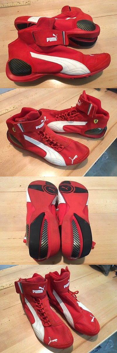 Racing-Formula 1 2876: Men S Ferrari Puma Driving Shoes Puma Size Us 11 -> BUY IT NOW ONLY: $195 on eBay!