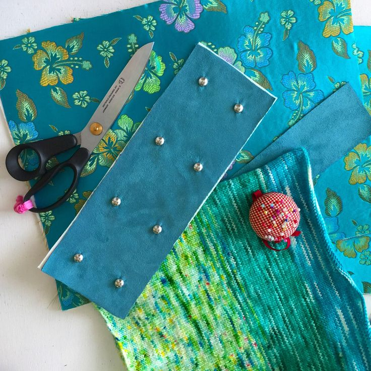 Behind the scenes: Time to sew!