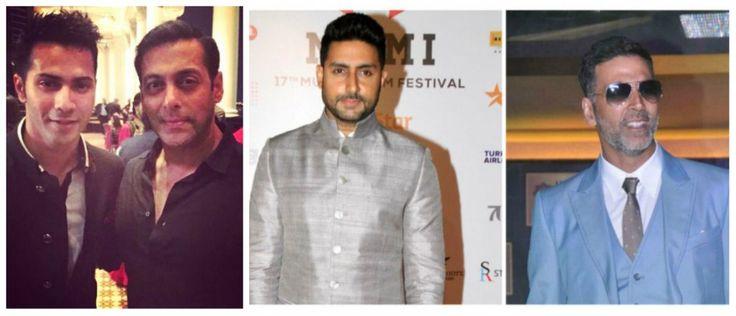 Bollywood news: Here's why Akshay Kumar, Varun Dhawan, Vaani Kapoor and Kriti Sanon are creating buzz