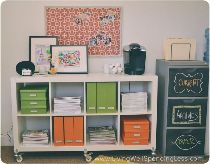 DIY Office Decorating on a Budget For the Home Diy