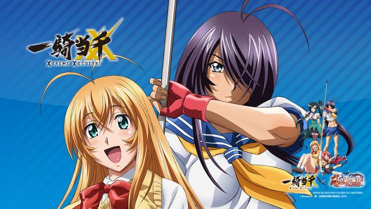 manga ikki tousen | Ikki Tousen Full HD Wallpaper and Background | 1920x1080 ...