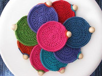 Lady Crochet. Monederos.