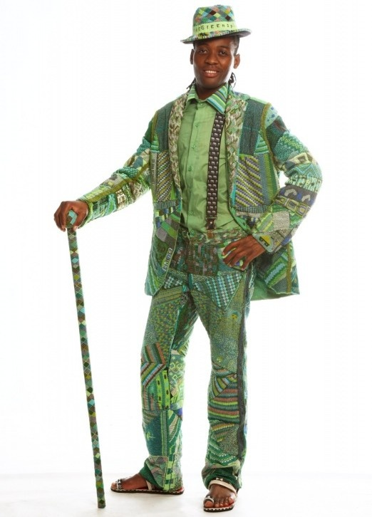 Awesome Proudly South African Outfit by Woza Moya