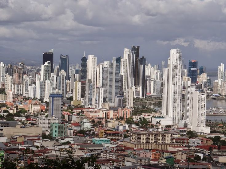 The surprisingly nice city of Panama. Find out more in the post.