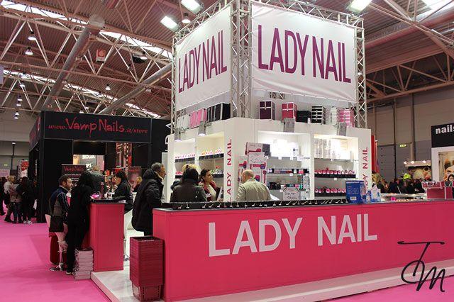 Lady Nail Roma International Estetica 2013 - Tentazione Unghie