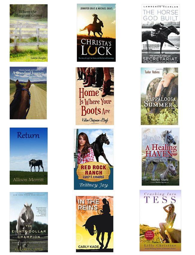 Horses & Heels | 12 Equestrian Books for Summer Reading