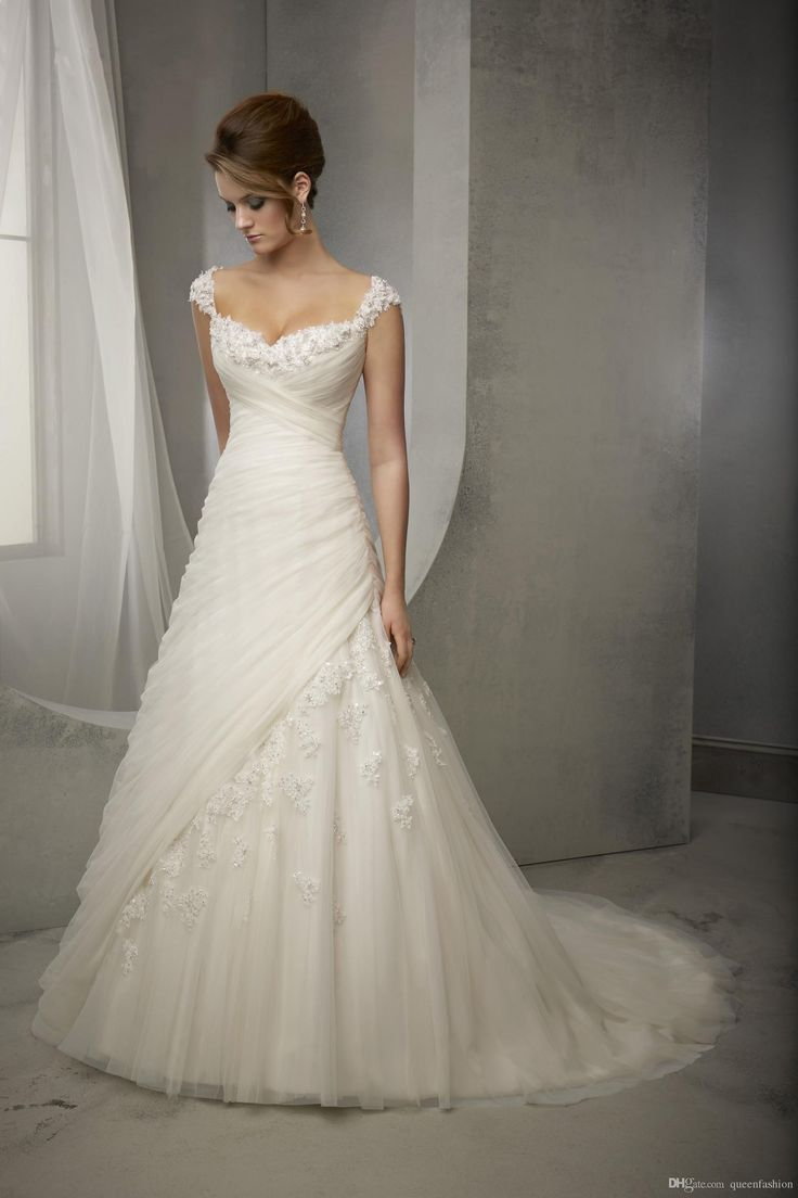 Cheap A Line Wedding Dresses 033 - Cheap A Line Wedding Dresses