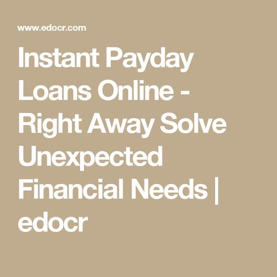 Bad Credit Payday Loans No Credit Check Direct Loan: 1000+ Ideas About Instant Payday Loans Online On Pinterest