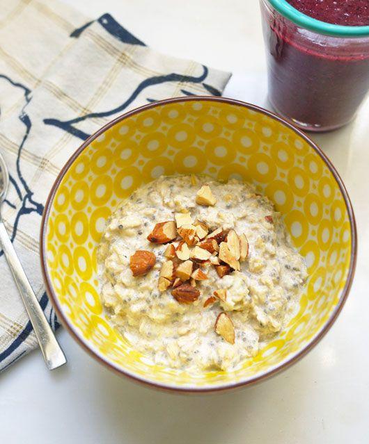 5 easy ways to jazz up your oatmeal. (Lemon maple...yum.)