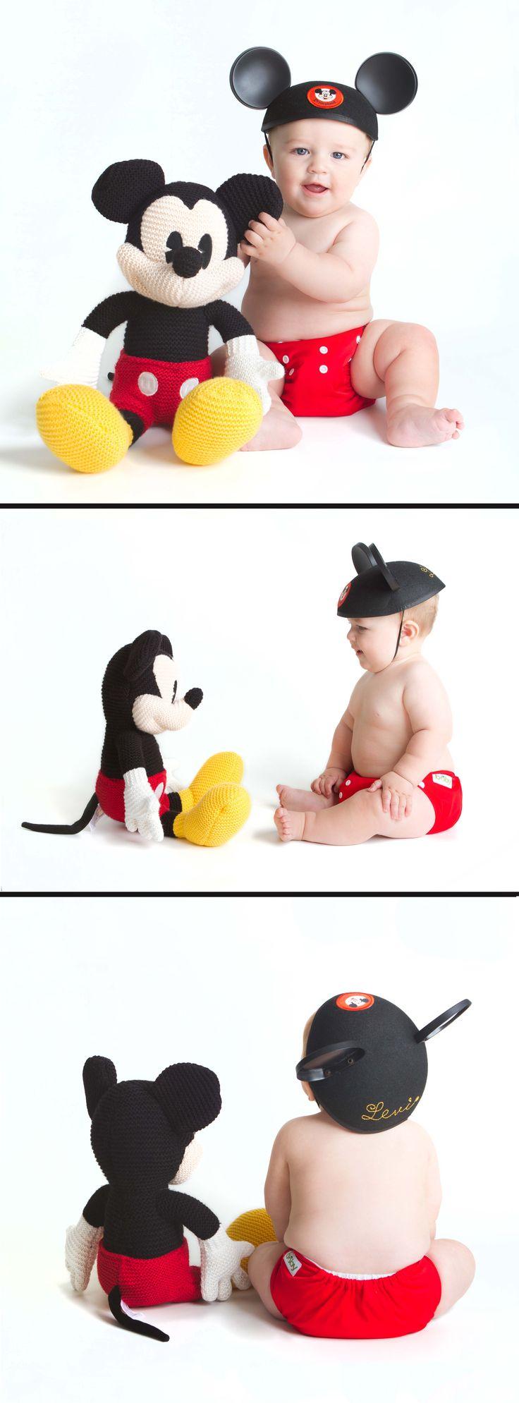 #Disney #Baby #Mickey   Sacramento Wedding & Portrait Photographers   Photo Booth Rentals   Anfinson Photography