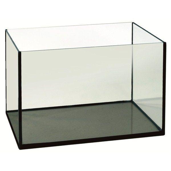 DANVET Acvariu dreptunghiular din sticlă 100x30x40cm/6mm (120 l)