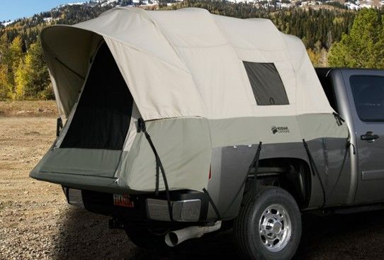 Rightline Gear Truck Tent Full Sized Short Bed