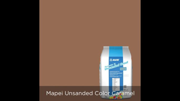 Mapei Unsanded Grout 1080p