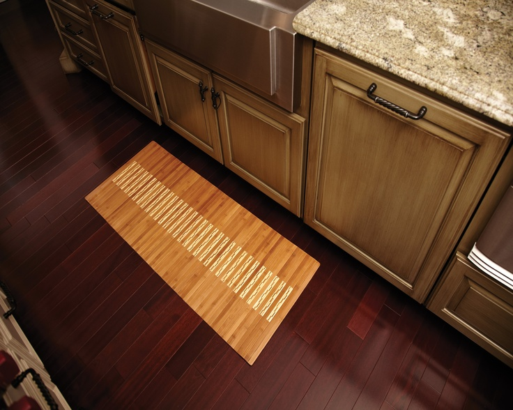 kitchen sink rugs 12 best bamboo kitchen bath mats images on 2866