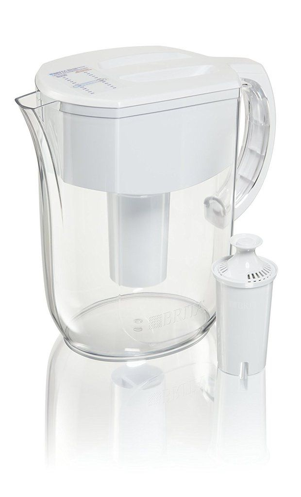 brita 10 cup water filter system pitcher u2013 vicku0027s great deals