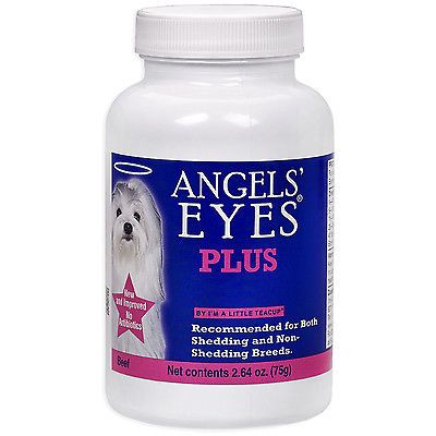 Angels eyes for dogs plus beef #flavor tear stain remover #eliminator #angel's ey,  View more on the LINK: 	http://www.zeppy.io/product/gb/2/231284085907/