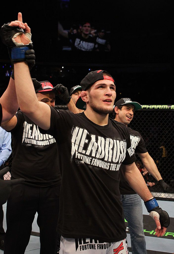 Khabib Nurmagomedov Reacts After Defeating Kamal Shalorus During The Ufc Ufc Fighters Ufc Boxing Join to listen to great radio shows, dj mix sets and podcasts. khabib nurmagomedov reacts after