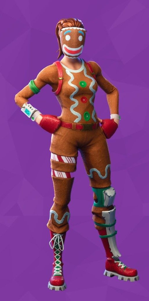 Ginger Gunner Fortnite In 2019 Games Video Games