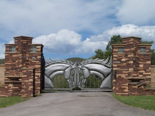 40 Best Ranch Gate Entry Signs Images On Pinterest