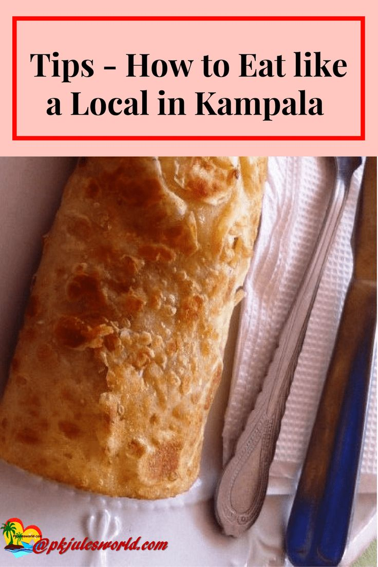 Is overpriced hotel or restaurant food for you? Not us! Here's how to find Kampala's most authentic eateries, including food shacks that dish out mouth-watering local cuisine. Eat like a local in Kampala. via @https://www.pinterest.com/pkjulesworld/