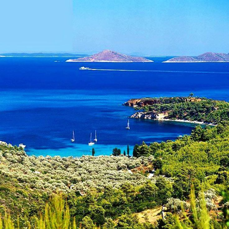 GREECE CHANNEL   Αλόννησος...  Alonnisos