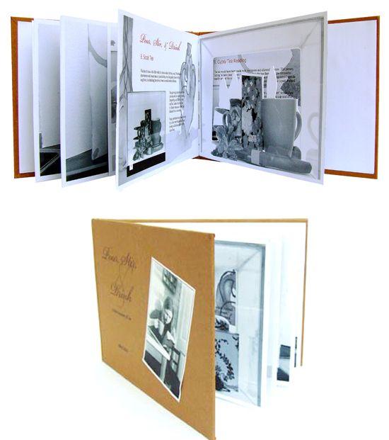 Book Arts, Book Binding - copyright Ann Dadd