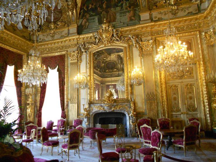 75 best images about francia louvre palace on pinterest - Inside75 paris ...