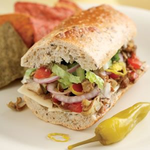 veggie sammy 25 Healthy Recipes Ready in 20 Minutes or Less |