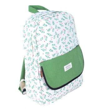 Fresh Sweet Floral Print Backpack for only $25.99 ,cheap Fashion Backpacks - Fashion Bags online shopping,Fresh Sweet Floral Print Backpack can work as a travelling bag or a school bag