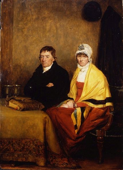 David Wilkie (artist) The Louvre Purchases a Painting by David Wilkie The Art