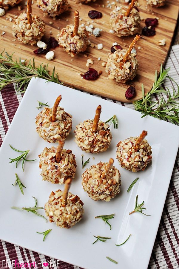 Ideas For Your Party – Cheese Ball Recipes