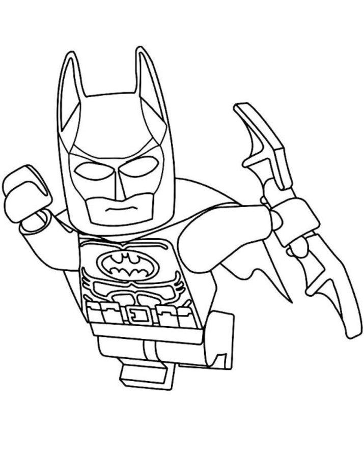 Malvorlagen Fur Kinder Ausmalbilder Batman Kostenlos Page 6 Of 11