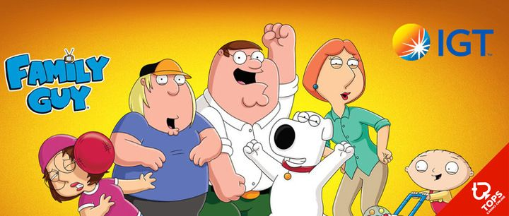 If you love the hilarious Family Guy series, then play the slot for FREE now!  #Slot #FamilyGuy #Series #Cartoon #Funny