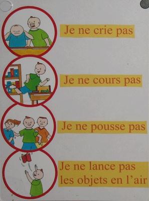 règles de vie