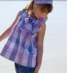 Resultado de imagen para vestidos casuales para niñas