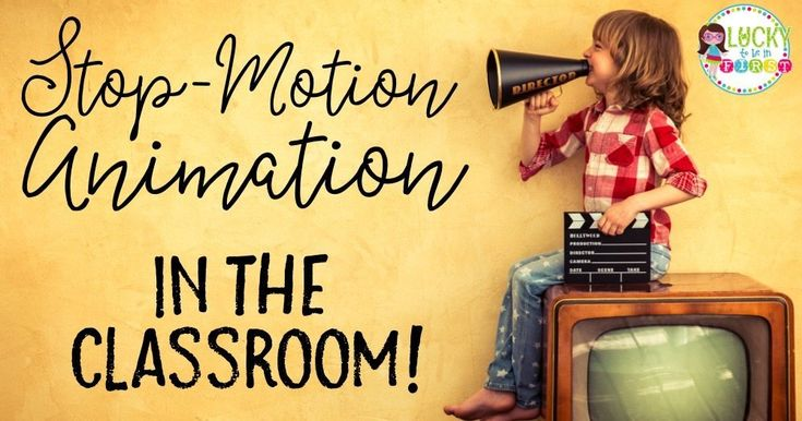 Stop-Motion Animation is an engaging way to get your students to share their learning! It's easy for students to show their creativity!