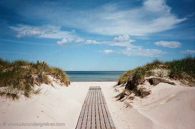Böda Sand, Öland, Sweden...want to go back