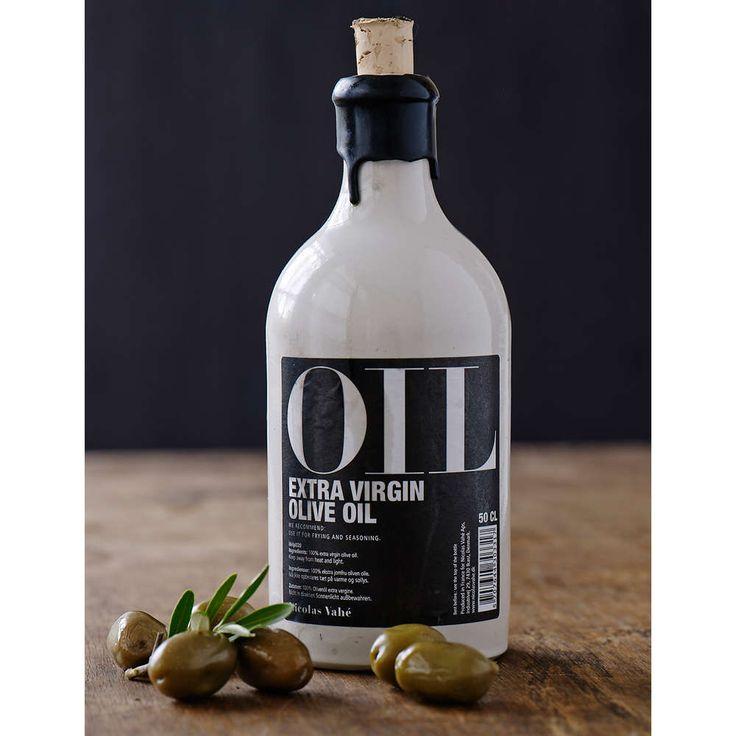 Nicolas Vahe extra virgin olivenolje